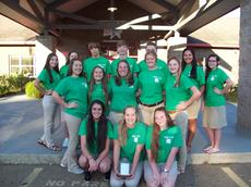 National 4-H Week High School Penny Drive