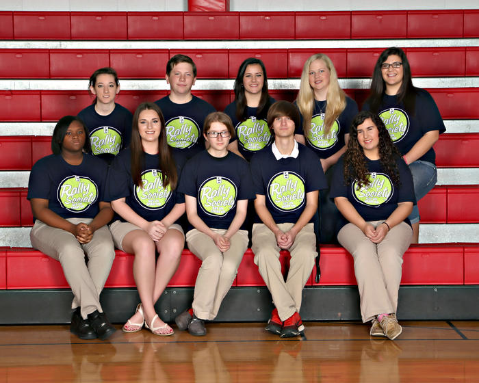 State Rally Participants