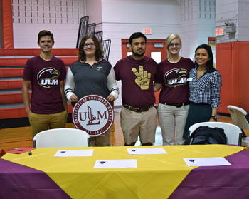 2018 ACADEMIC SIGNING